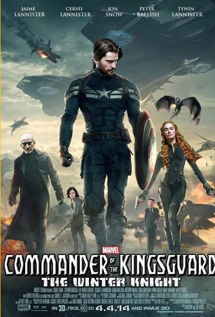 Commanders of the Kingsguard