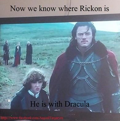 ¡Encontraron a Rickon!