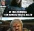 Jaqen H'ghar conoce a Hodor