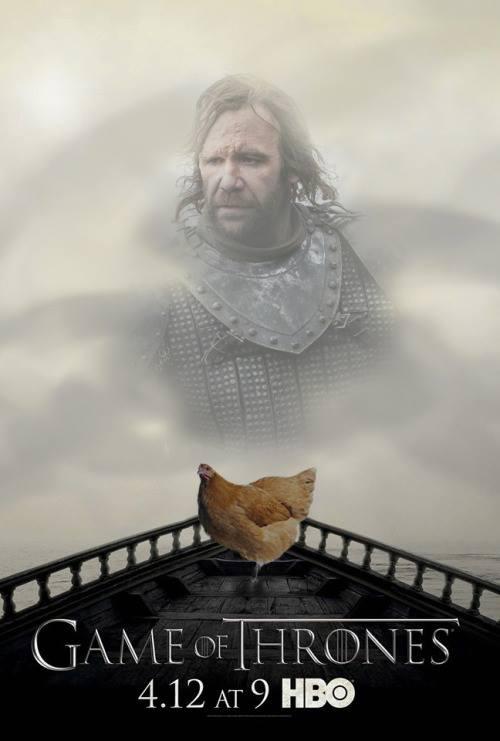 Versión alternativa del poster para la 5ta Temporada :D