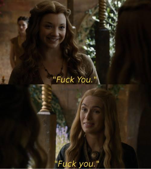 Margaery vs Cersei