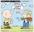 Charlie Brown visita GoT