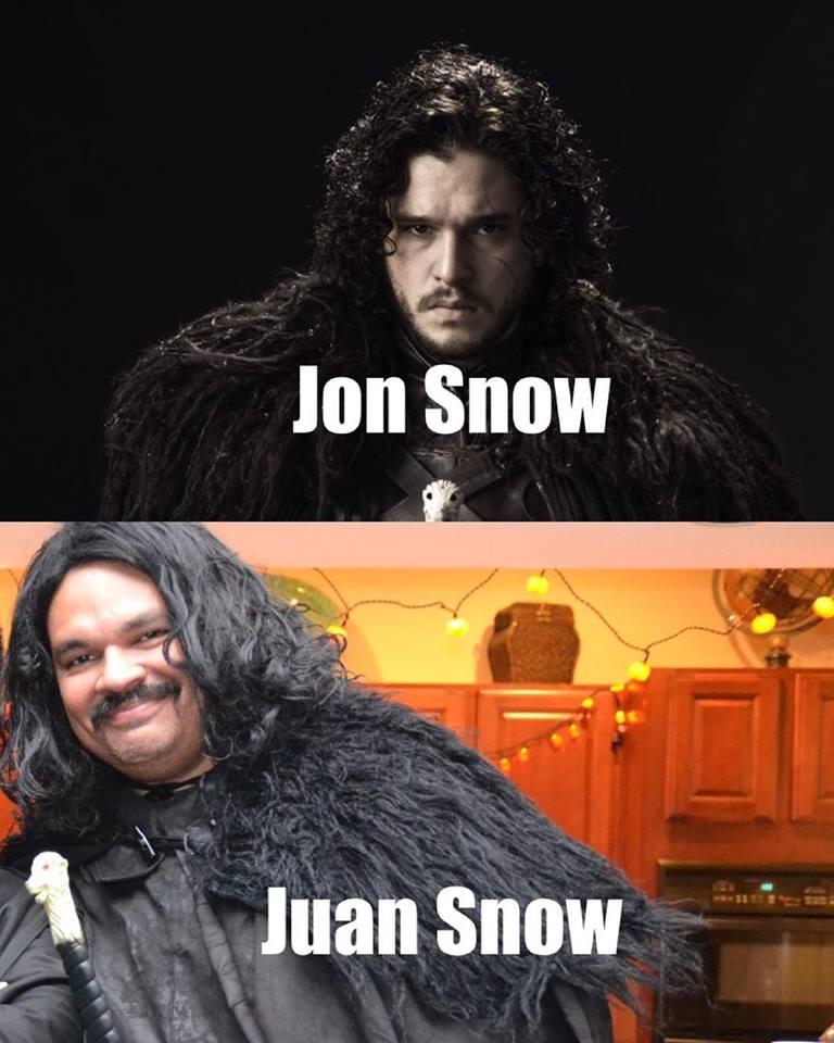 El verdadero Juan de las Nieves