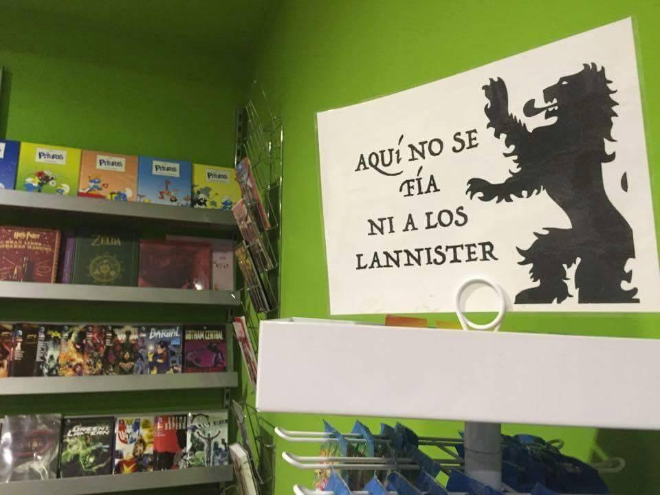 Ni a los Lannister
