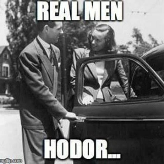 Hodor gentleman