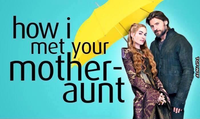 How I met your mother-aunt
