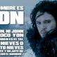 Jon Snow, no Jhon, ni Yon, menos Juan Nieves