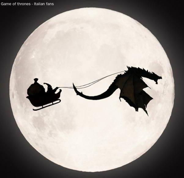 Santa Claus Targaryen