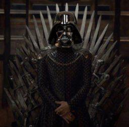 Darth Cersei Sith del lado Oscuro de Westeros