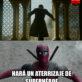 El superhéroe Tommen