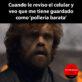 Tyrion impactado por la noticia