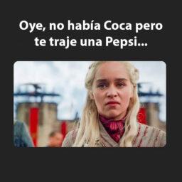 Daenerys frustrada