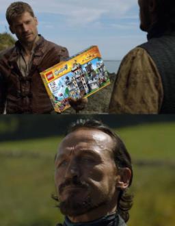 Jaime trollea a Bronn