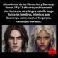 Verdaderos rostros de Jon y Daenerys