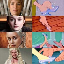 Buscando a la reina de Westeros