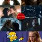 Sansa y su beso de la muerte